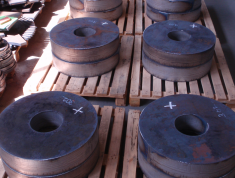 Sériová výroba výpalků